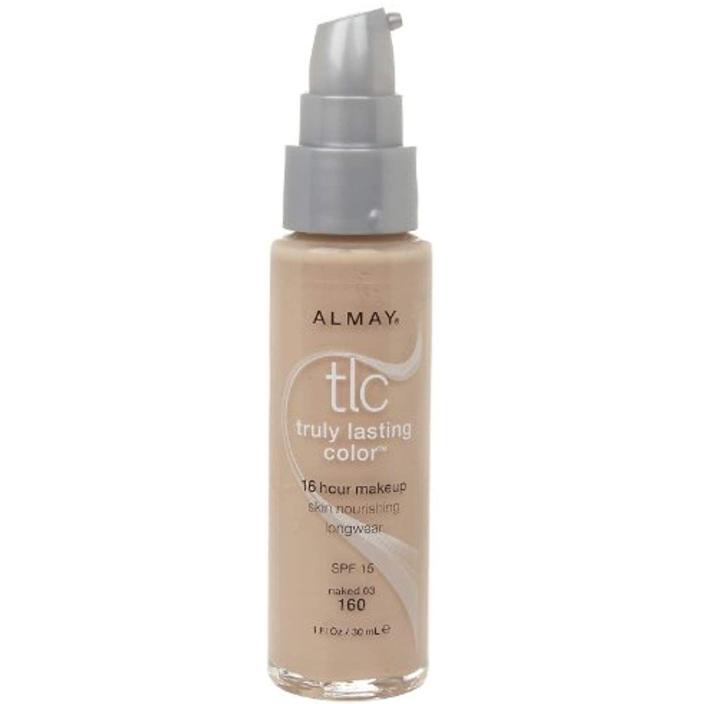 Almay Truly Lasting Color Makeup Skin Nourishing #160