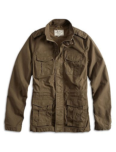 Military Jacket   Lucky Brand