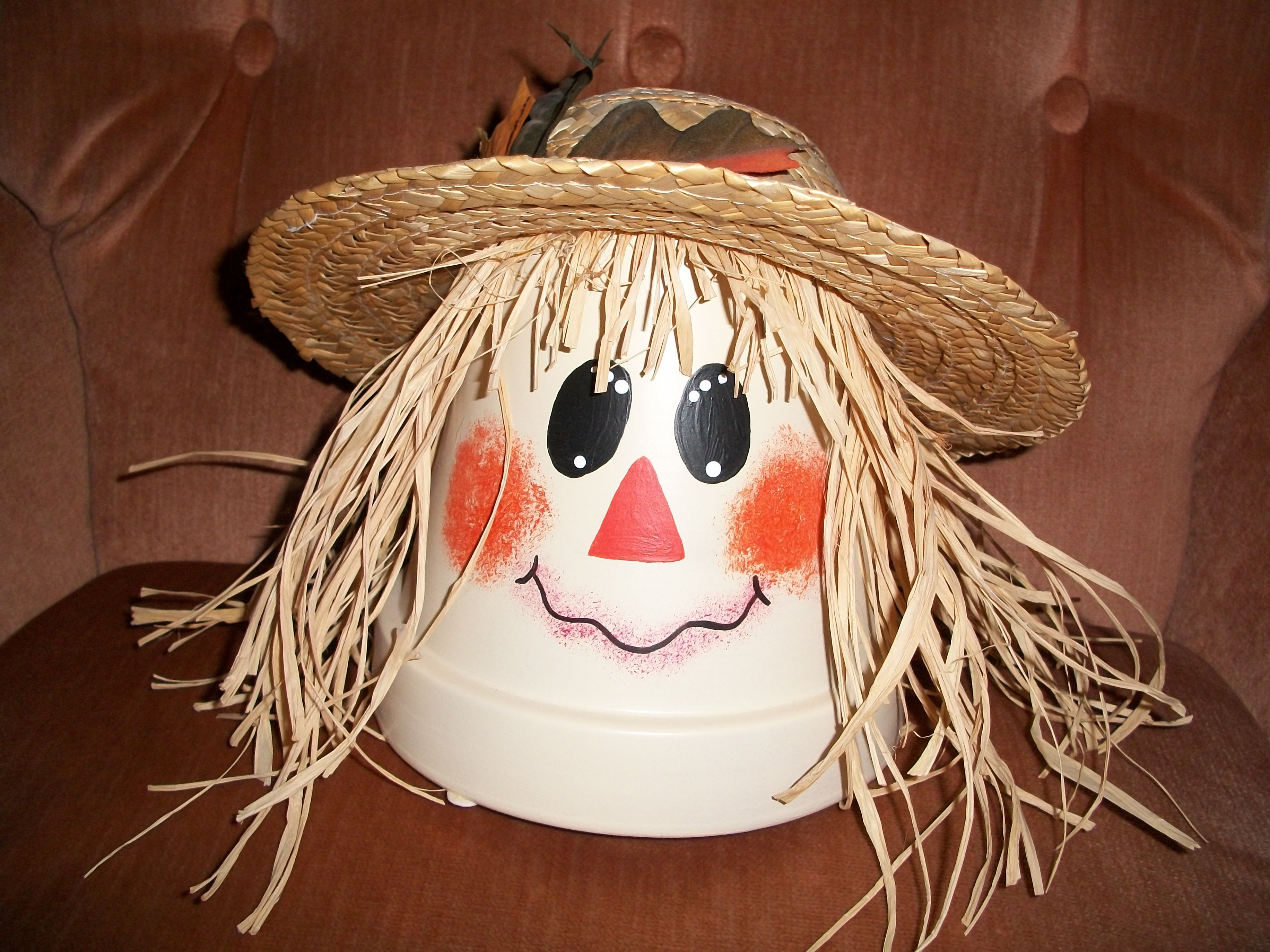 I Love This Little Scarecrow Head