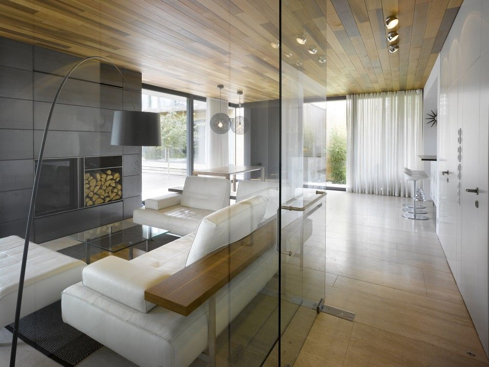 70 moderne, innovative Luxus Interieur Ideen fürs Wohnzimmer - wohnzimmer ideen modern weis