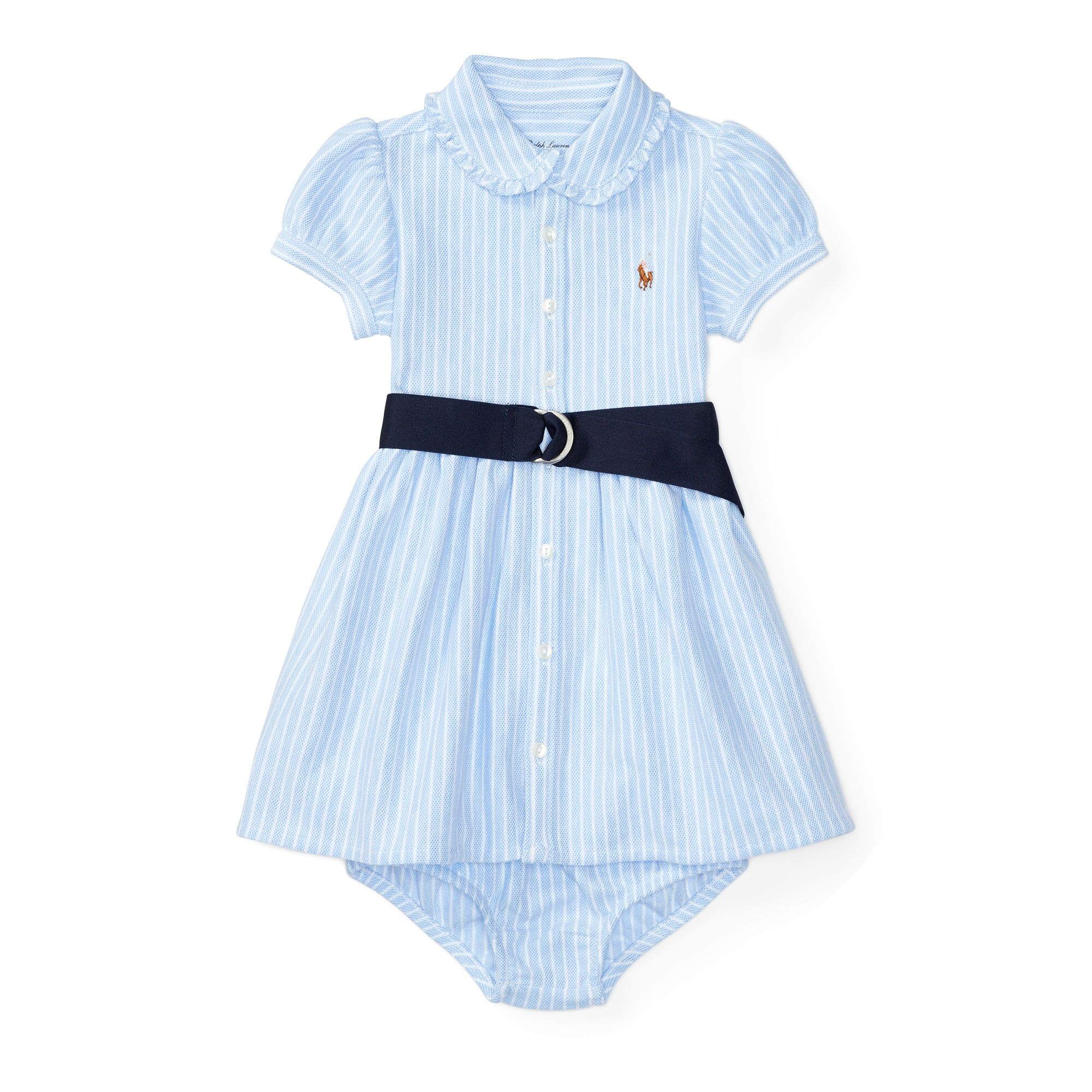 ab00e1d50eb Knit Oxford Dress   Bloomer