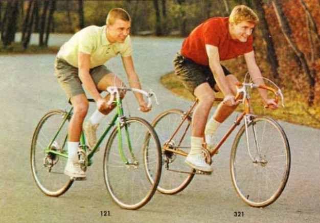 Schwinn catalog 1964