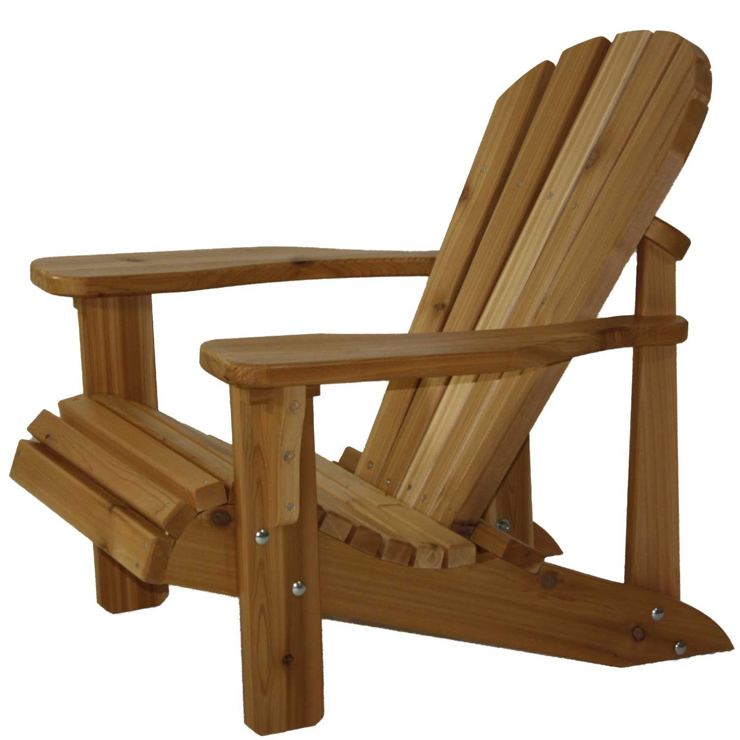 Amish Handcrafted Solid Wood Adirondack Chairs