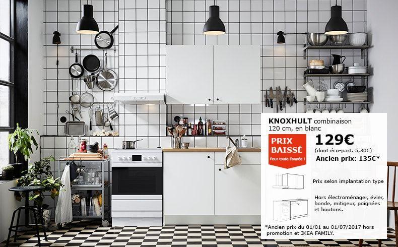Cuisine Equipee Ou Amenagee Pas Cher Moderne Et Design Ikea