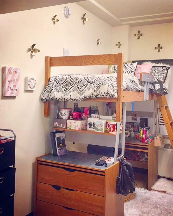 University Of Michigan Dorm Room Part 56