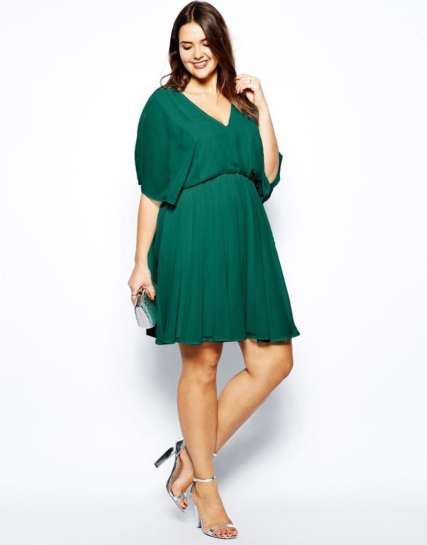 robe de soir e grande taille asos