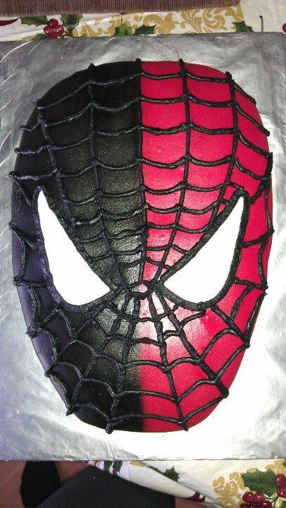 Spiderman Venom Cake Cakes Amp Cupcakes In 2019 Marvel
