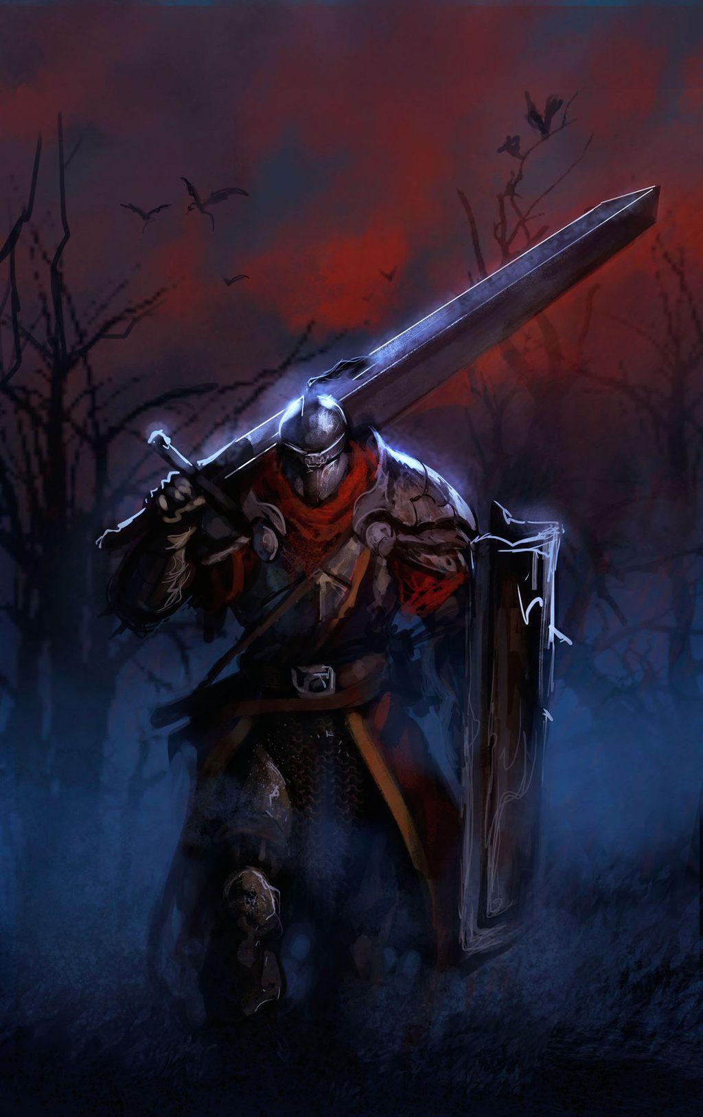 Dark Souls fanart by Dleoblack. DeviantArt