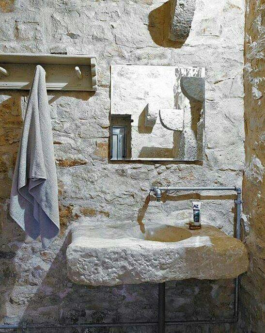 Lavamanos de piedra DECO \ garden ideas Pinterest Lavamanos - bao de piedra