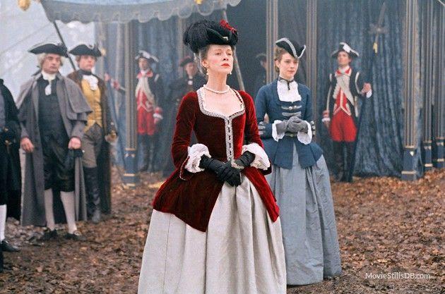Judy Davis in Sofia Coppola's Marie Antoinette. LOVE the red velvet. |  Fashion, 18th century fashion, 18th century clothing