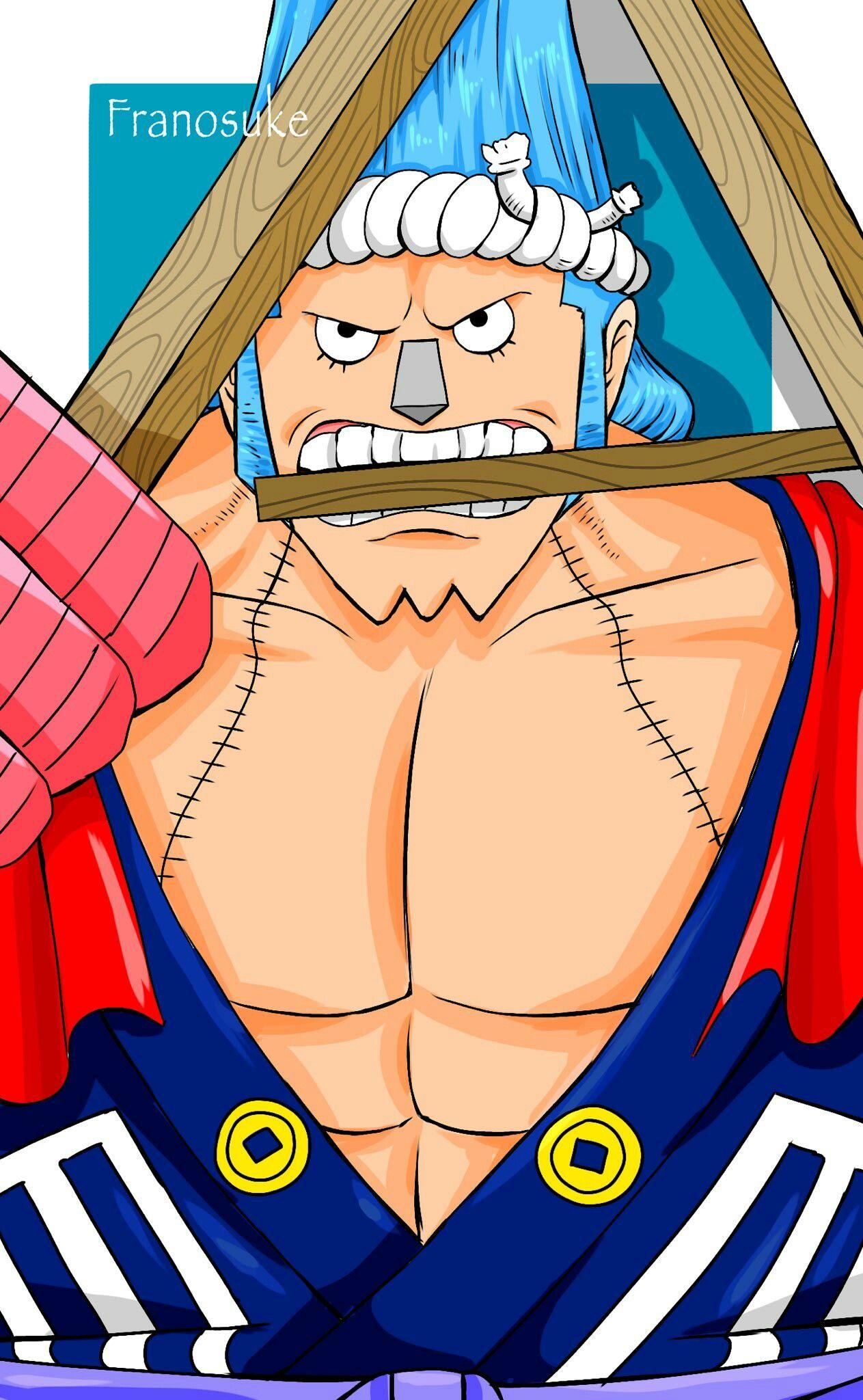 Pin von Garoxque auf ワノ国 One Piece