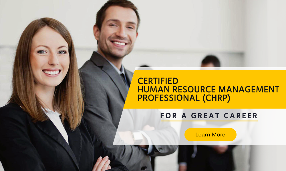 Advanced Human Resource Management Certification for the Career ...