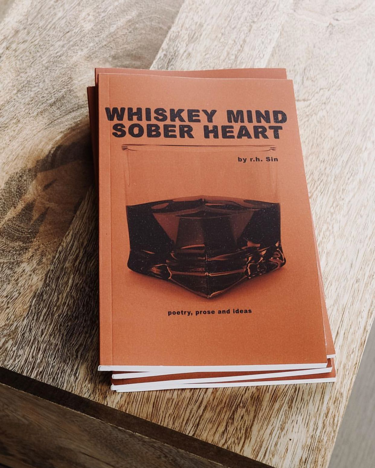 Whiskey Mind Sober Heart By R H Sin Libros