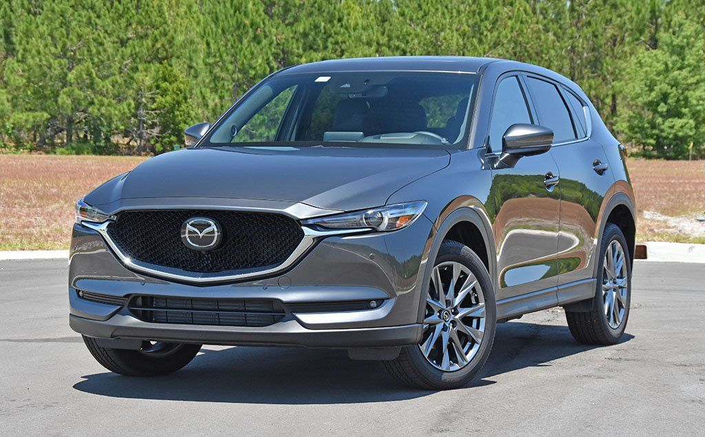 2020 Mazda Cx 5 Signature Awd Review Test Drive In 2020 Mazda Awd Driving Test