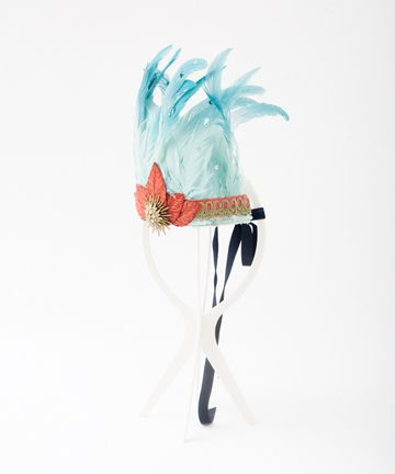 tiger lily crown