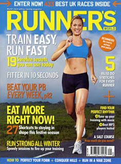 This Cover Is Well Designed Because The Text Works With The Background Image In Multiple Ways The Yellow And O Runners World How To Run Faster Running Program