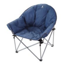 Woods Strathcona Folding Chair Is Fully Padded For