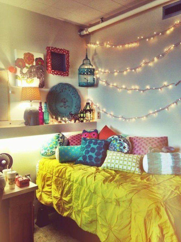 120 idées pour la chambre dado unique idée déco chambre adodéco chambre ado filledeco chambre adoschambre enfantlit