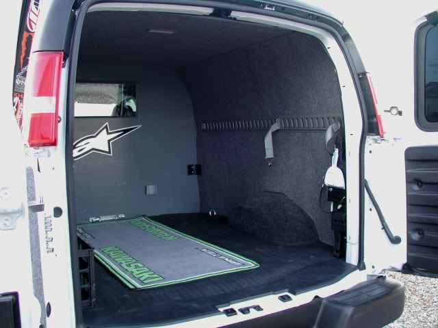 Posted Image Chevy Express Vans Travel Van