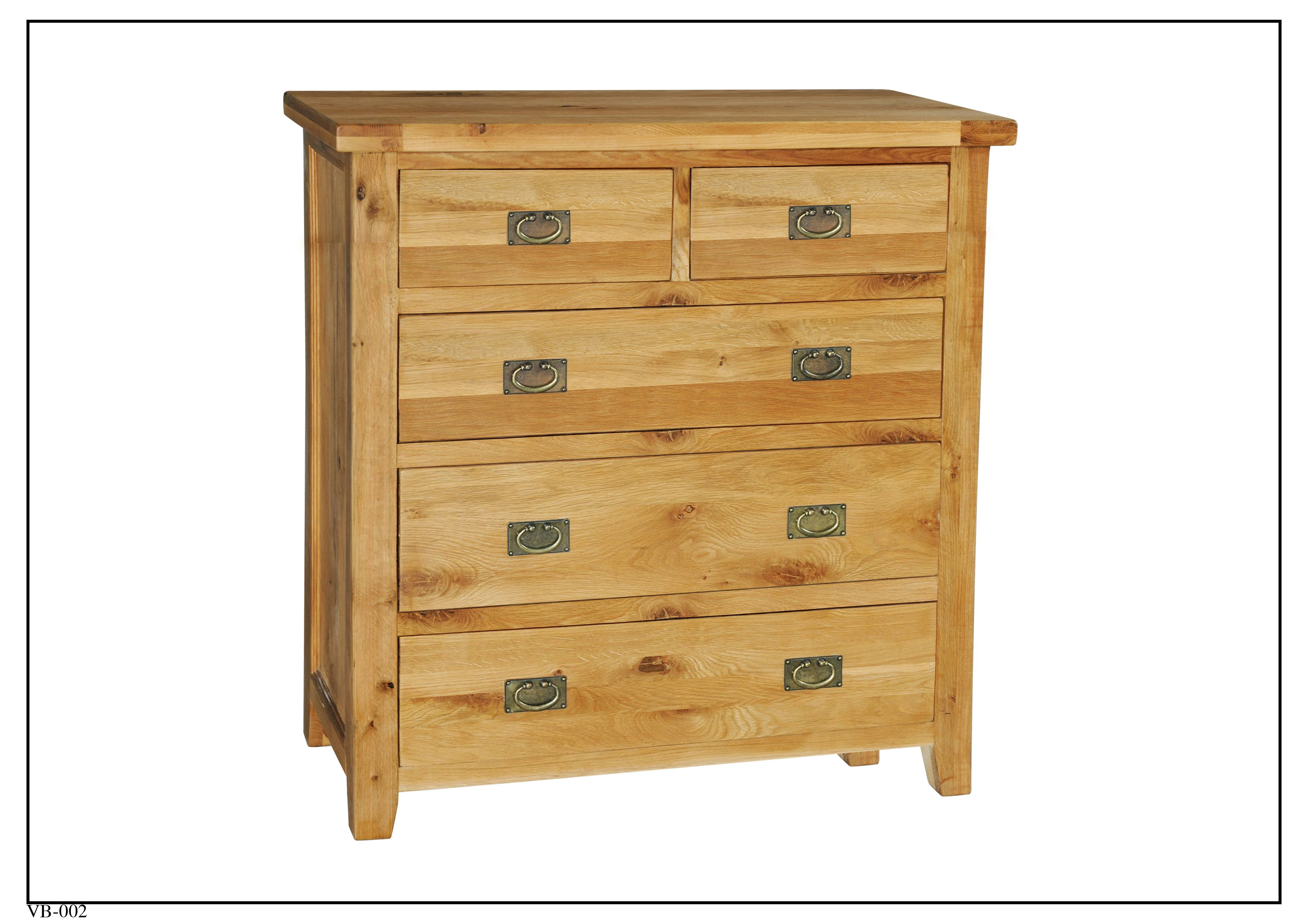 furniture virginia city timber handmade drawer product black front virgina drawers chest five