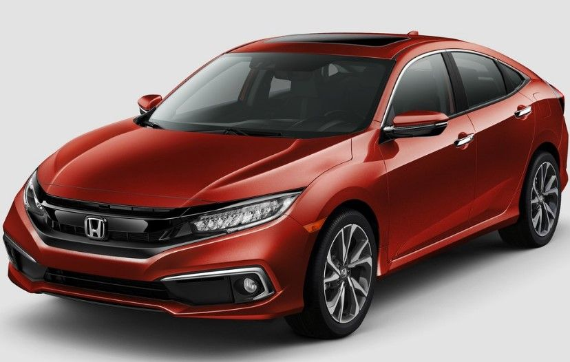 New Honda Civic 2021 Civic sedan, Honda civic sedan, New