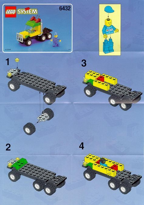 Lego 6432 Race Car Transport Carrier Mucki Pinterest Lego