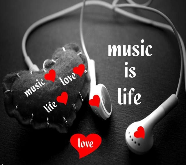 Music is life♥