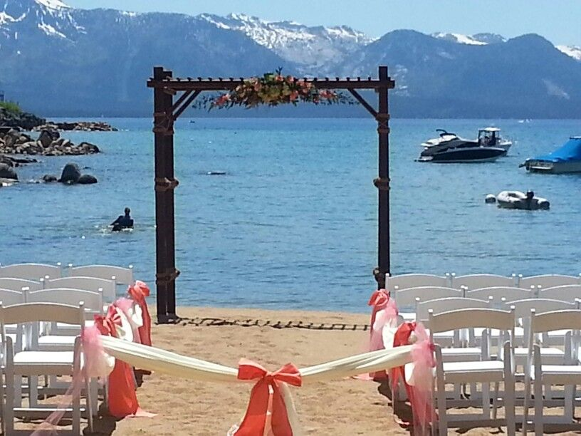 Round Hill Pines Beach South Lake Tahoe At Weddings And Special Events S Best Value For Event Planning Call Us Today 1 855 841 7748
