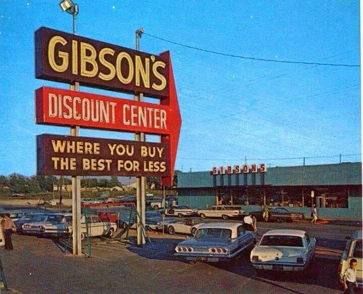 Gibson S In Hobbs Nm I Worked In The Snack Bar Hobbs New Mexico The Good Old Days Street Scenes