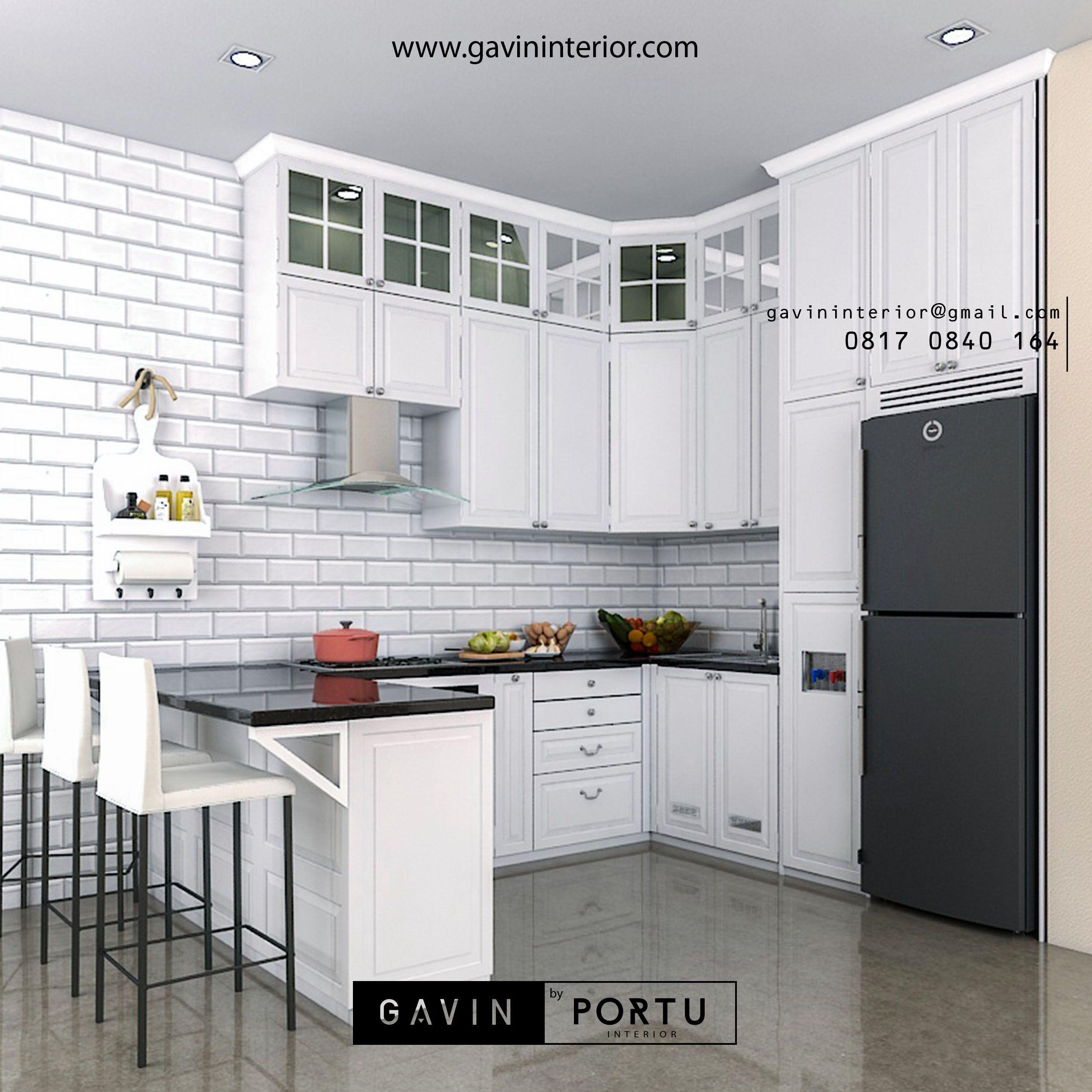 Kitchen Set Juga Bisa Di Sebut Sebagai Lemari Dapur Atau