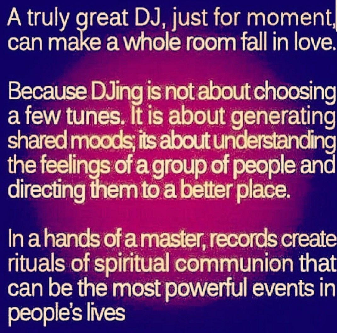 Pin by Love Always B.Marcella on MUSIC Is THE Answer Dj