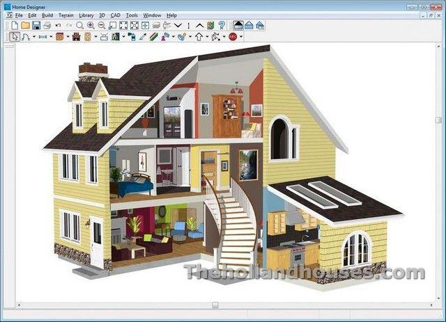 3d Home Design Software Free Download Interior Desain Interior Rumah Desain