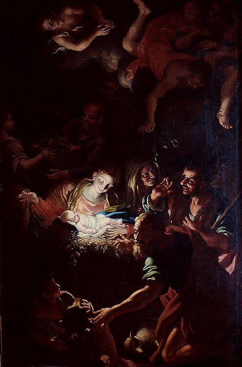 L'Adoration des Mages, par Lodovico David