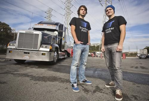 'Uber of trucking' Trucker Path muscles into 150B market