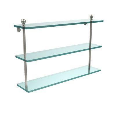Allied Brass Universal Bathroom Shelf Size 22\