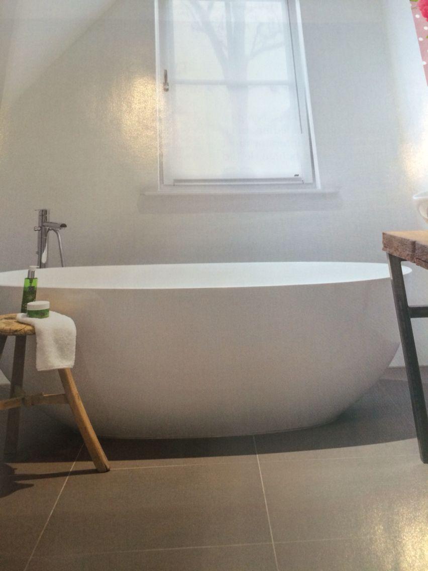 bruine tegelvloer bathroom pinterest ouders en badkamer