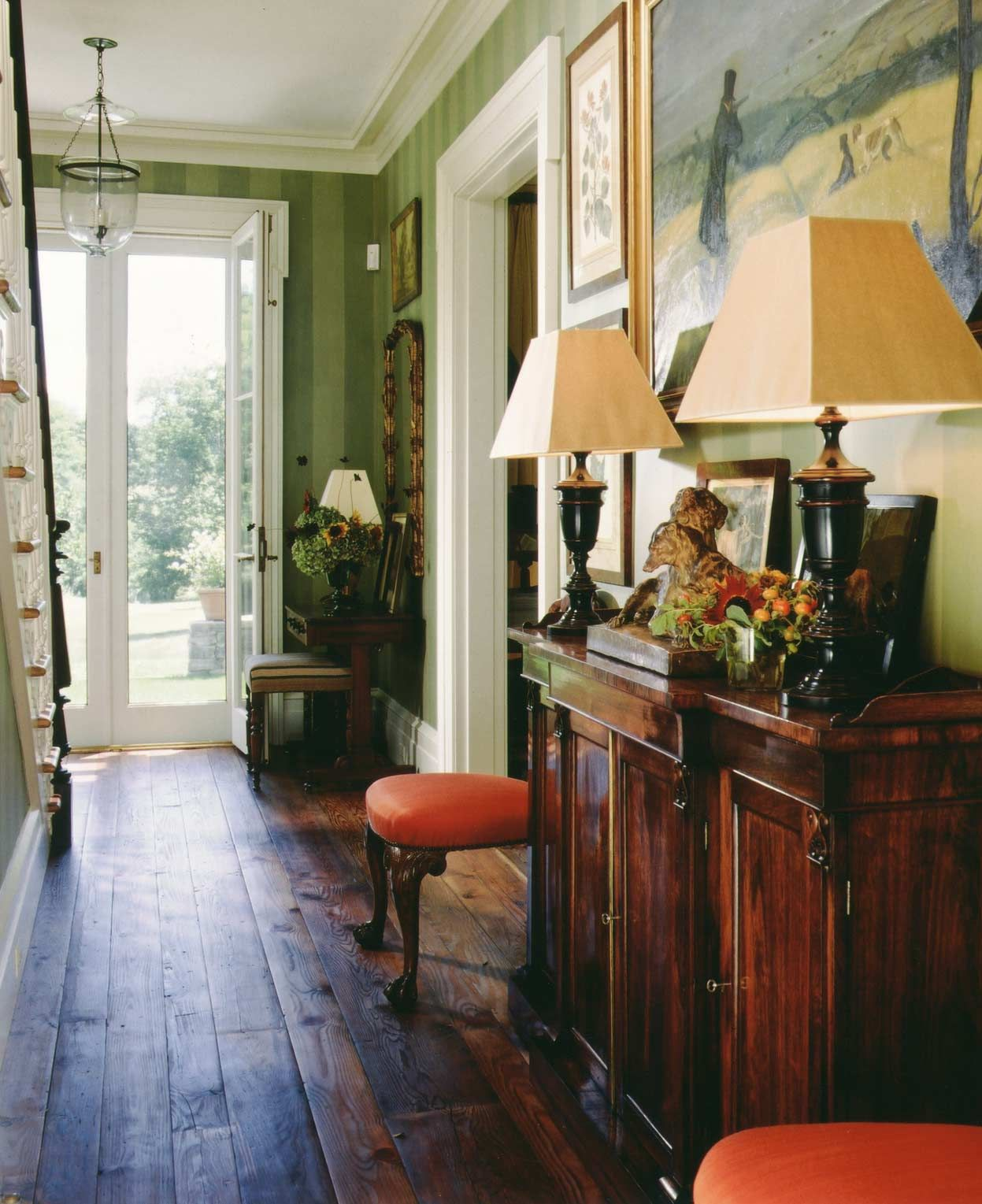 Greek Revival House G P Schafer Architects Greek Revival Home