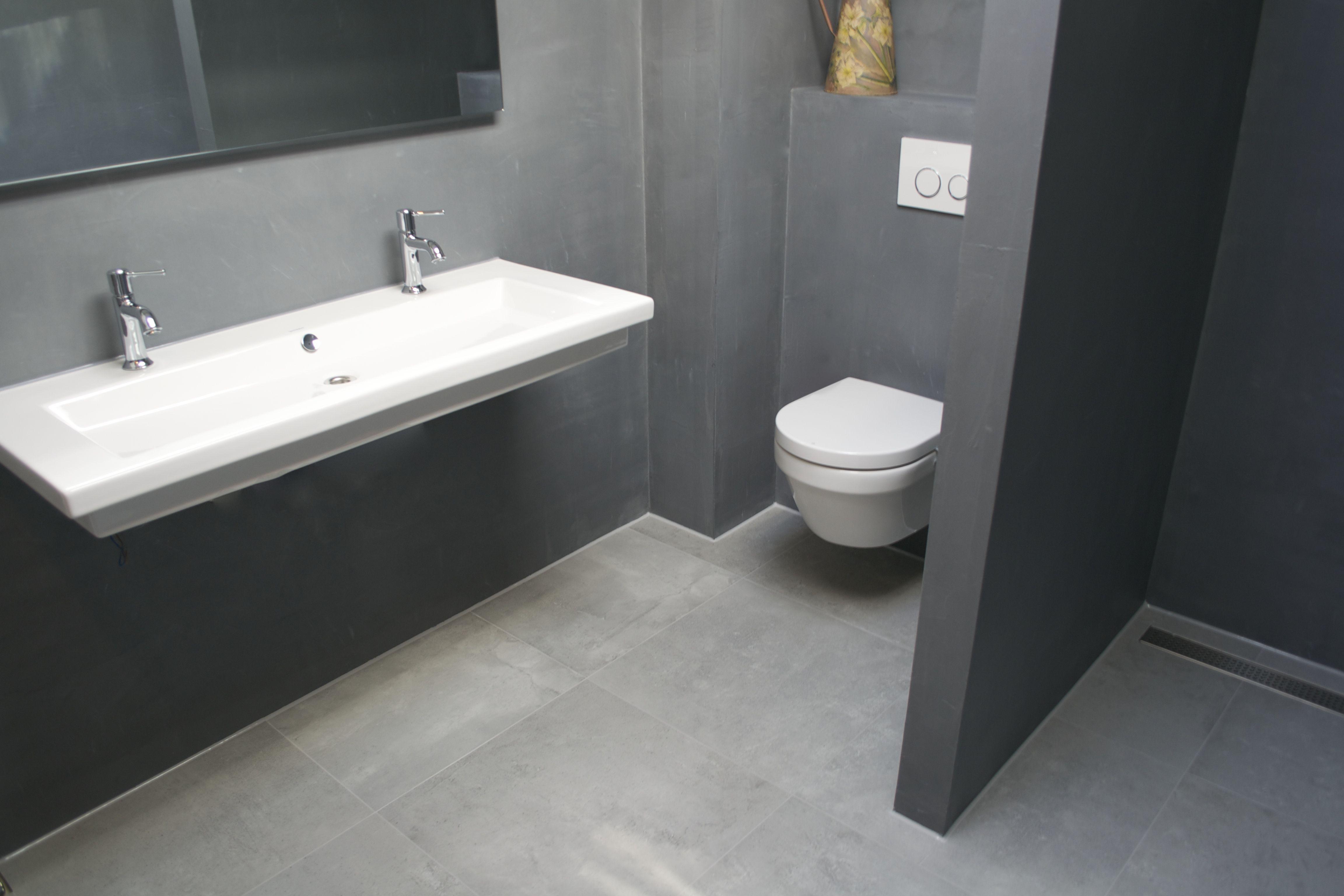 beton cire badkamer m 4608Ã 3072 nieuwbouwhuis pinterest