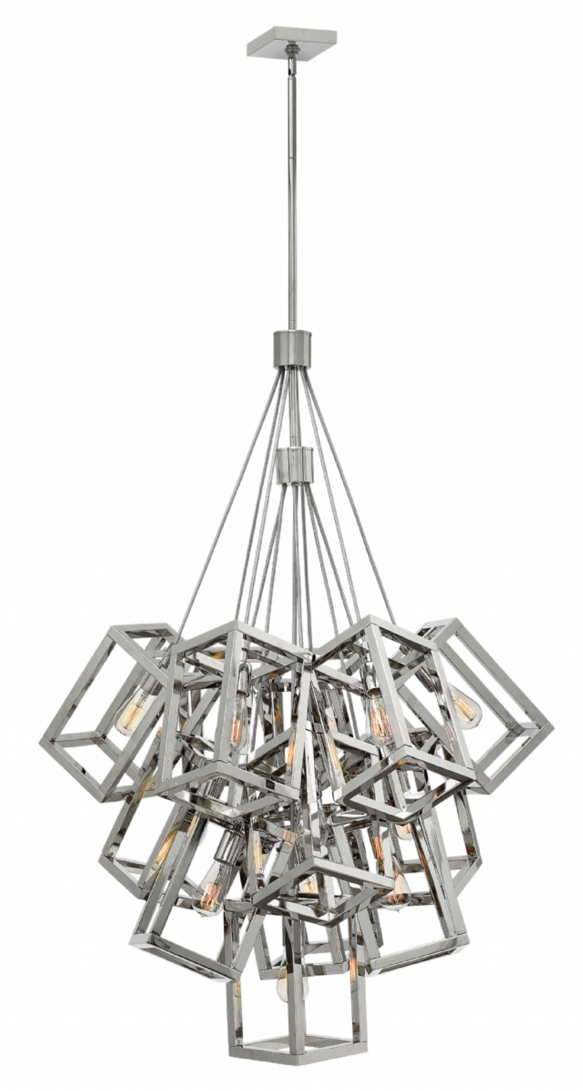 Hinkley Lighting carries many Polished Nickel Ensemble