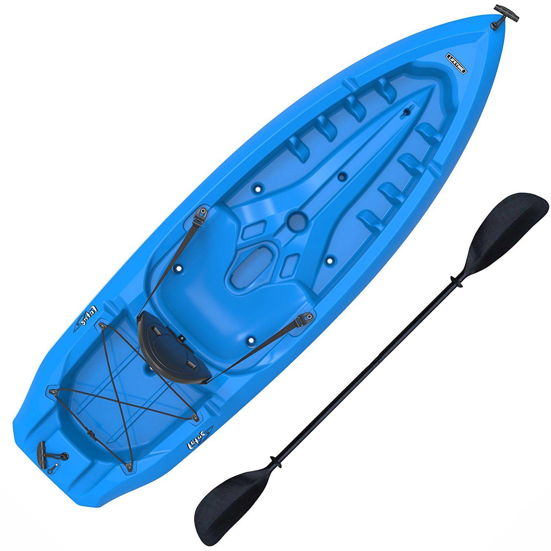 Lifetime Lotus SitOnTop Kayak Paddle, Blue