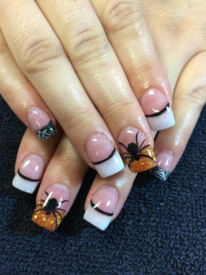 Halloween Nägel   – Nails