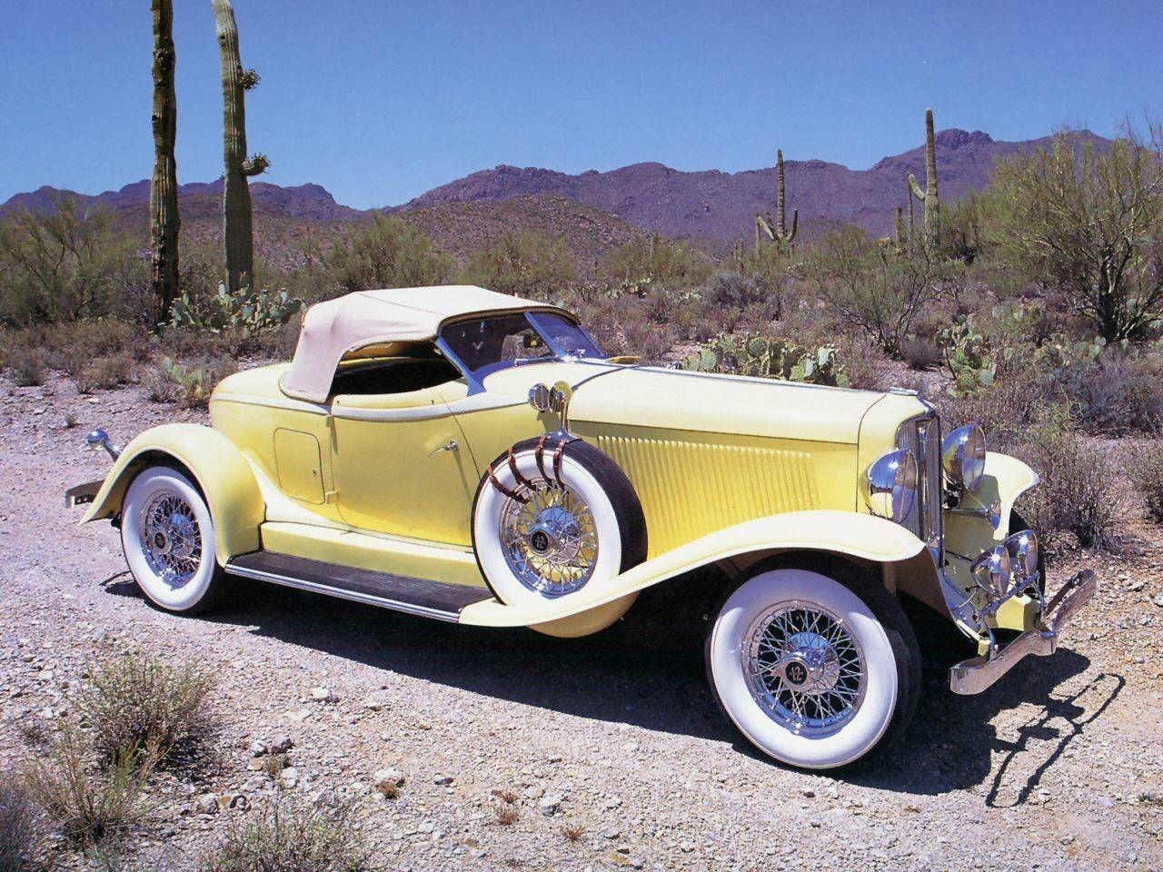 1933 Auburn V12 Plus Over 980 Different Classic Cars  www.pinterest.com…