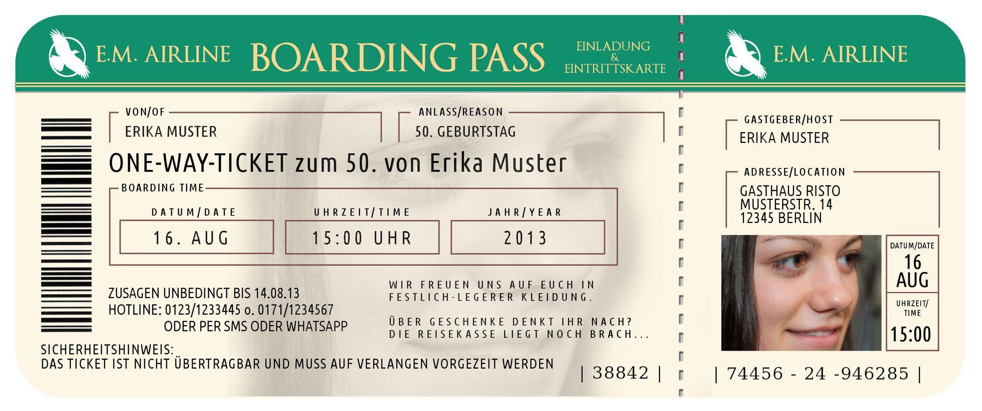 einladungskarten gestalten : einladungskarten geburtstag kostenlos, Einladung