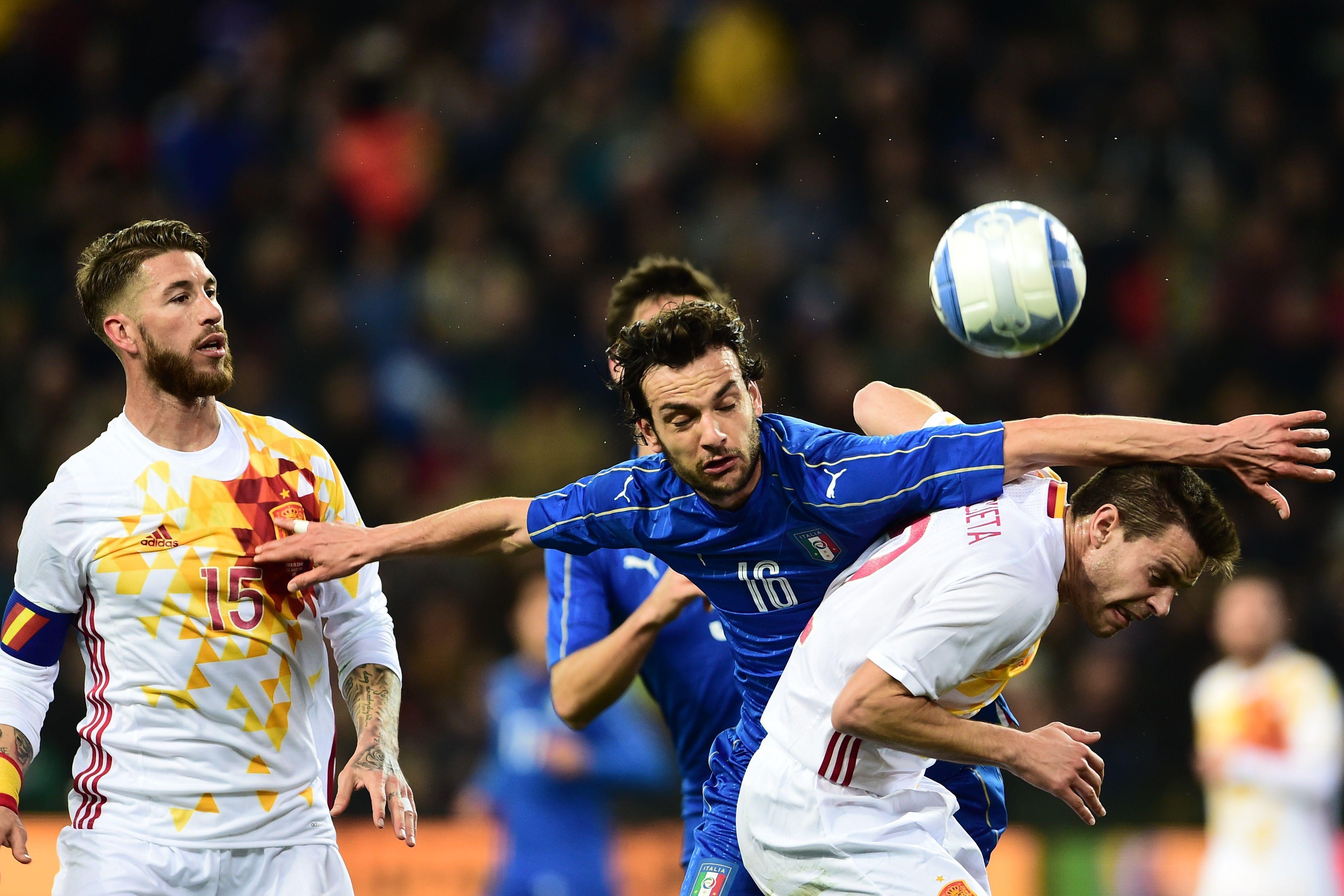 مباراة أسبانيا وإيطاليا يورو 2016 اليوم الاثنين توقيت