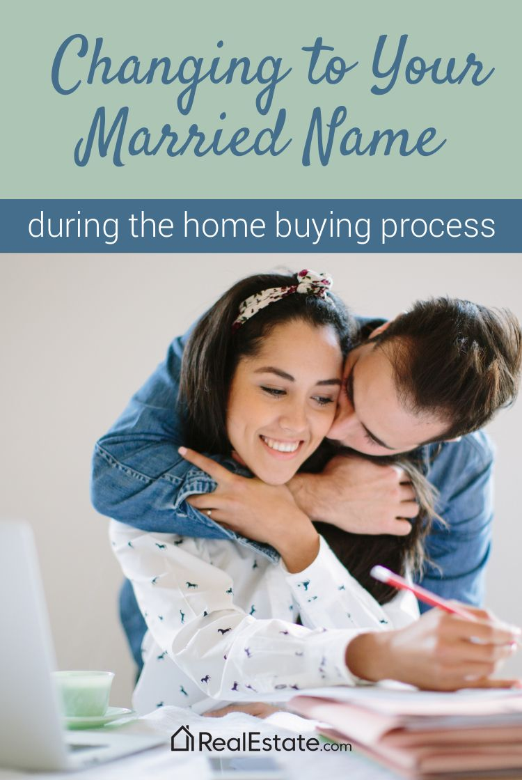 how to change your name on a mortgage deed