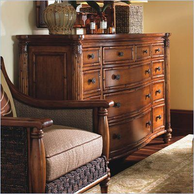 Tommy Bahama Home Island Estate Barbados Triple Dresser In