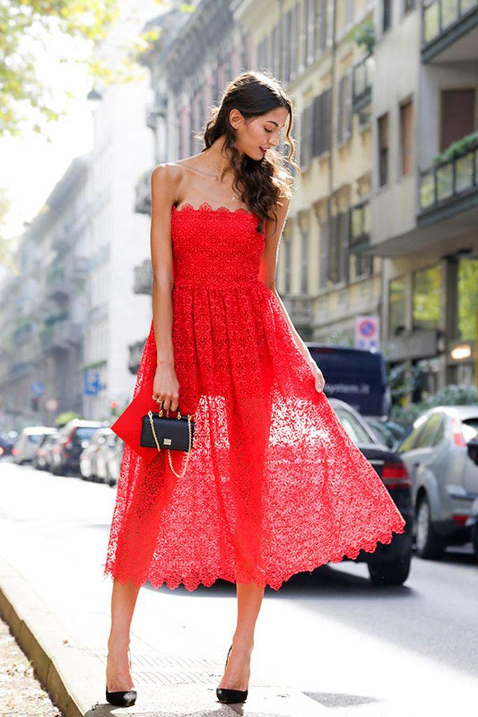 Street Style: Little Spring Dress   Galería de fotos 2 de 19   GLAMOUR