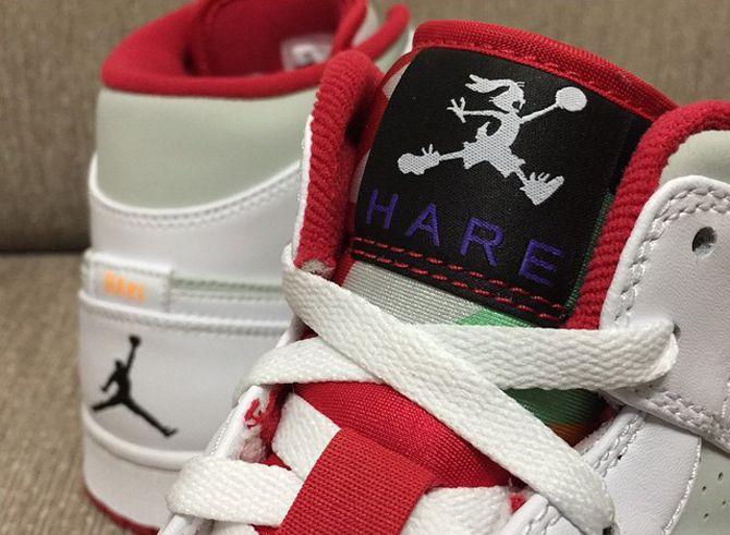 7955a7127 Air Jordan 1 Hare 2015 Retro
