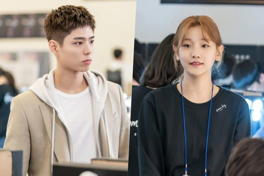 "Park Bo Gum And Park So Dam Have A Fateful First Meeting In ""Record Of Youth"""