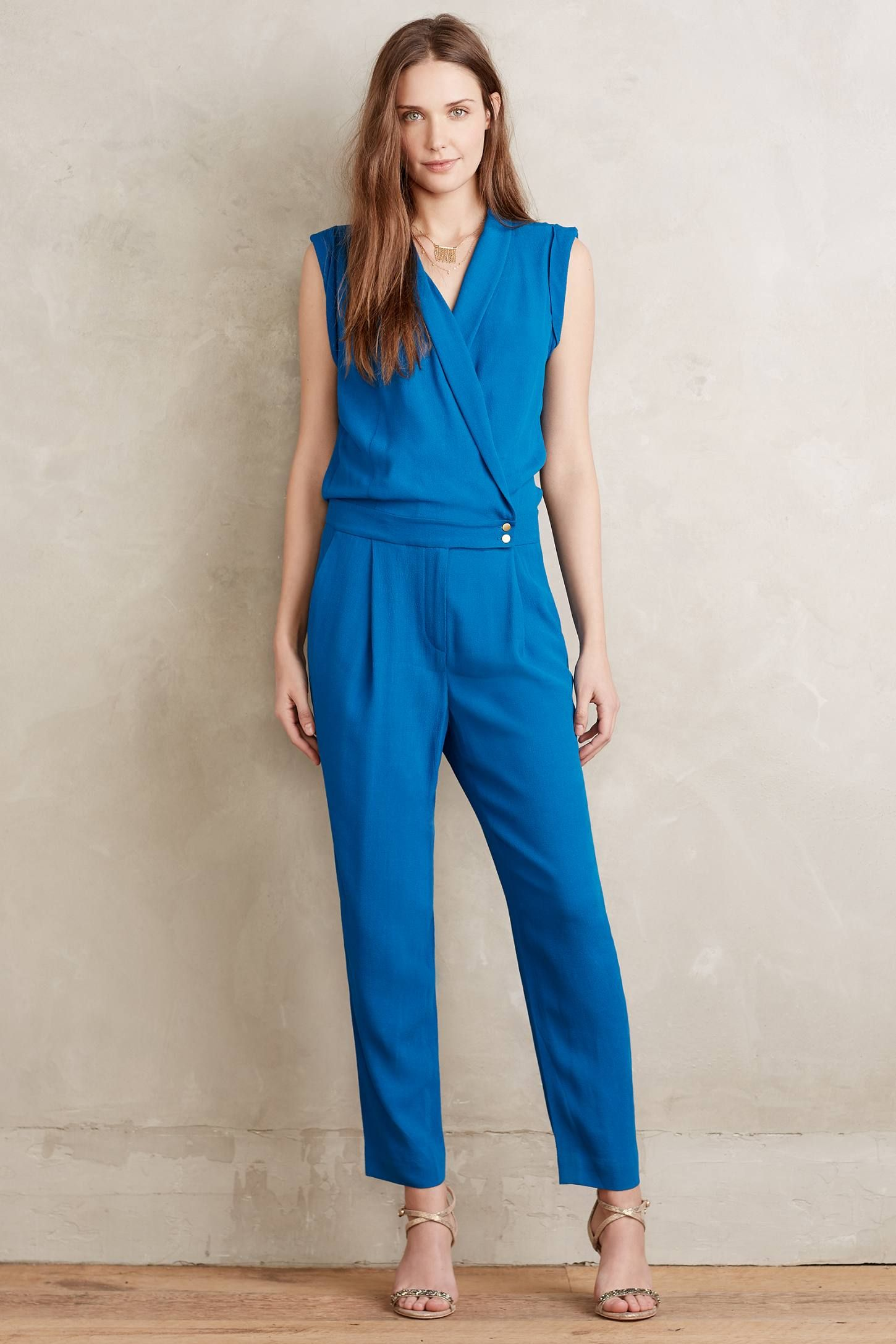d2519a8243 Chanteuse Jumpsuit by Elevenses